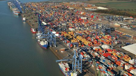 Port of Felixstowe boss Clemence Cheng has written twice to workers about the threat of strike actio