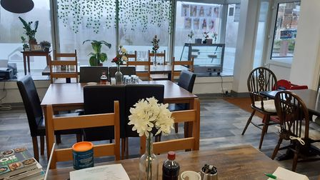The new Plant Cafe is set to hold a tasting session at the weekend Picture: JUDY RIMMER