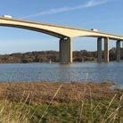 The Orwell Bridge will not close today, say Highways England. Picture: ARCHANT