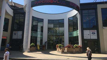 The Buttermarket shopping centre in Ipswich is to lose its Boots in the summer. Picture: SARAH CHAMB