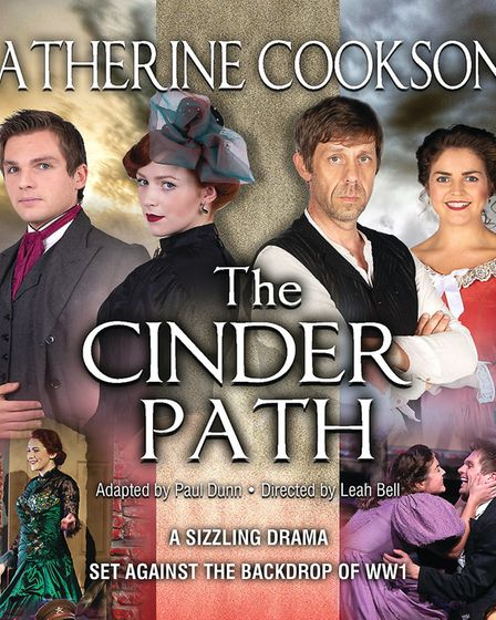 Catherine Cookson's The Cinder Path is coming to the Felixstowe Spa Pavilion and stars Coronation St