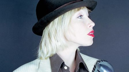 Singer-songwriter Tina May who is performing at the Ipswich Jazz Festival in June 2020 Photo: Ipswic