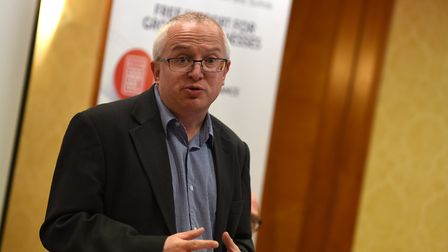 Ipswich Borough Council leader David Ellesmere said there were concerns other services could move ou