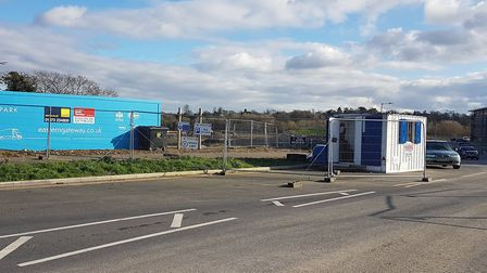 Amazon is coming to the Eastern Gateway Enterprise Park at Sproughton. Picture: PAUL GEATER