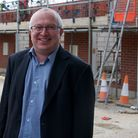 David Ellesmere has urged people to sign the petition to save the children's centres. Picture: IPSWI