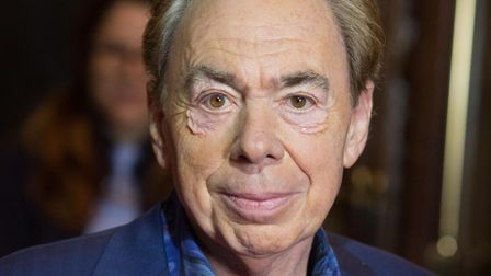 Andrew Lloyd Webber whose show School of Rock is coming to the Ipswich Regent in April 2021 Pictur