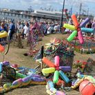 A 12th good reason? Art on the Prom is a colourful contemporary fair where artists show and sell the