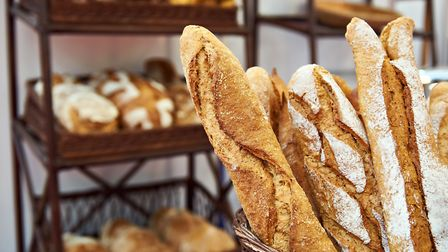 Felixstowe Bakery uses traditional techniques and quality ingredients to create handmade bread, cake