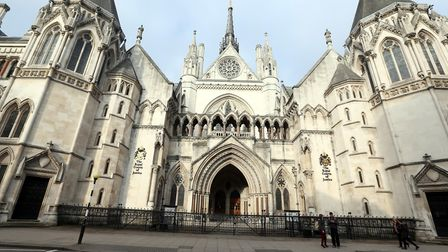 Oliver Campbell is hoping his case will be reconsidered at the High Court in London. Picture: Steve