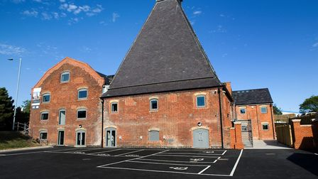The Maltings following its major facelift Picture: PENN COMMERCIAL