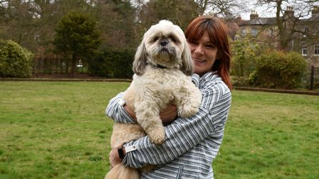Lisa Correll has opened a new dog centre and day centre for people with learning disabilities at Chr