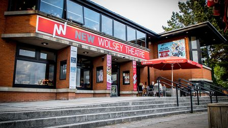 New Wolsey Theatre, Ipswich Picture: ALL ABOUT IPSWICH