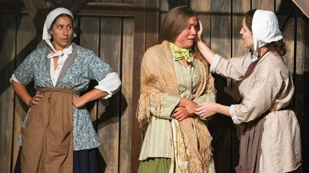 The Ballad of Maria Marten is at the New Wolsey this weekend. Picture: Mike Kwasniak