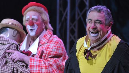 There's still time to see Circus Fantasia in Ipswich Picture: SARAH LUCY BROWN