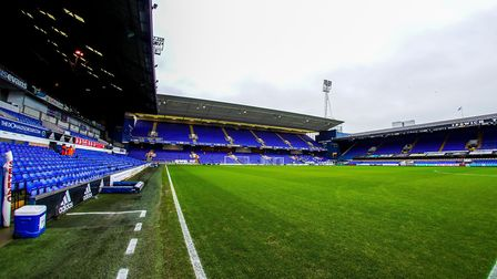 Ipswich Town club bosses are disappointed with the rise in abuse being reported at matches Picture: