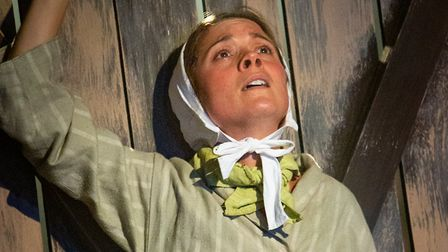 The Ballad of Maria Marten, by Beth Flintoff, Eastern Angles' exploration of the life of Maria Marte