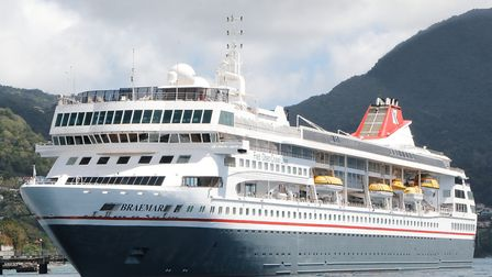 Passengers on board the Braemar are to be flown back to the UK from Cuba after five tested positive