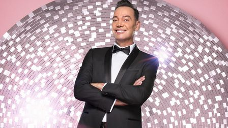 Craig Revel Horwood who will be directing Strictly Ballroom: The Musical at the Ipswich Regent in Ju