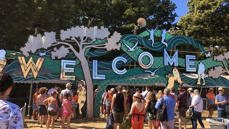 Welcome to Suffolk. Welcome to Latitude Picture: MEGAN ALDOUS