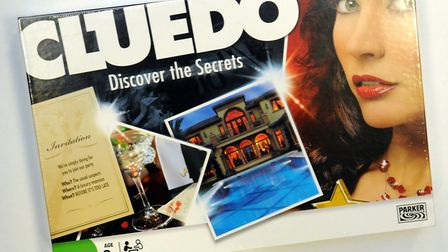 Cluedo is a classic game of murder mystery where everyone is trying to work out who done it Picture