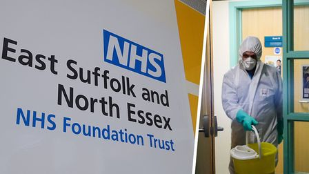East Suffolk and North Essex NHS Foundation Trust has confirmed two patients under their care have d