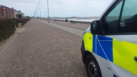 Police thanked people for observing 'stay at home' guidance Picture: SUFFOLK CONSTABULRY