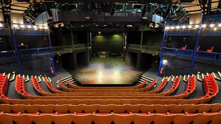 The New Wolsey Theatre, which has scooped a major LEP windfall Picture: NEW WOLSEY THEATRE