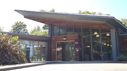 The Treehouse hospice in Ipswich has been praised by inspectors. Picture: RACHEL EDGE