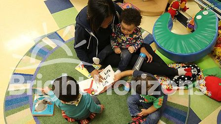 Bright Horizons has waived fees for parents whose children are currently not at nursery due to the c