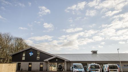 """Blue Cross Suffolk centre manager Clare Williamson said: """"Like all charities I think there will be s"""