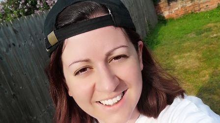 Alex Oliver is taking part in Couch to 5K as part of Keep Moving Suffolk Picture: ALEX OLIVER