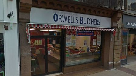 Orwells Butchers in Ipswich closed down in February after 34 years of trading in Carr Street. Pictur