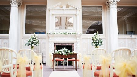 Fancy getting married here? Harvest House ready to hold weddings and civil ceremonies Picture: BUSHF
