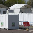 Around 3,000 people are now said to have been tested for coronavirus at the Copdock drive-through ce