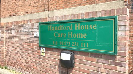 Four deaths have been linked to the coronavirus at Handford House Care Home Picture: ARCHANT