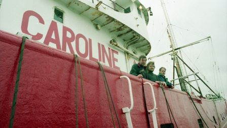 Radio Caroline was launched in 1964 and is widely recognised as the first pirate radio station to be
