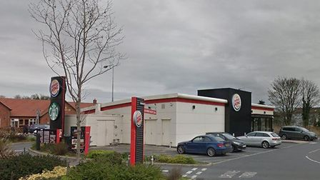 The Burger King in West End Road Ipswich has reopened for delivery and drive through after being clo