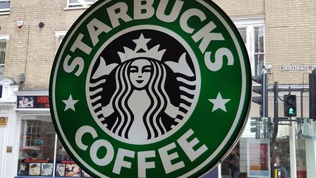Starbucks is starting a phased reopening of UK stores. Picture: NEIL DIDSBURY