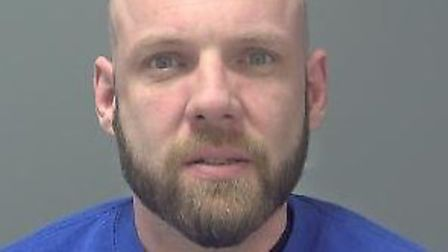 Scott Hyam, 34, of Leopold Road in Ipswich was jailed on Monday at Ipswich Crown Court. Picture: SUF
