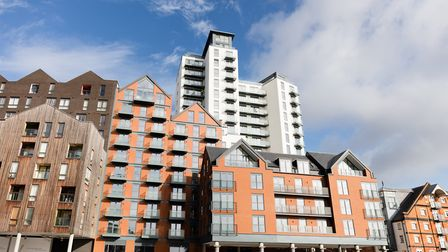 Could the Winerack and other Ipswich waterfront properties benefit from a surge in demand from Londo
