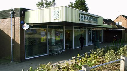The site was once a Co-Op Foodstore Picture: JERRY TURNER/ARCHANT