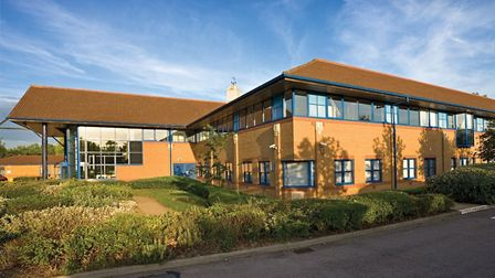 Ipswich Borough Assets has bought the Peterborough Business Park. Picture: IPSWICH BOROUGH ASSETS