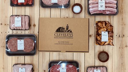 Cleveleys is proud to deliver top-quality produce to Nofolk and Suffolk Picture: Reece Cleveley