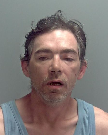 Anthony McLeod, of Victoria Terrace, Lowestoft. Picture: Suffolk Police