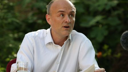 Boris Johnson's chief adviser Dominic Cummings said he does not regret his decision to drive to Durh