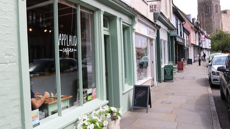 Will you be visiting independent stores in Ipswich once they reopen in June? Picture: CHARLOTTE BOND