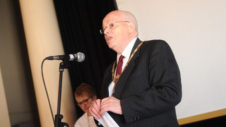 Councillor Bill Quinton said the new cycle measures were encouraging, but needed to be developed alo