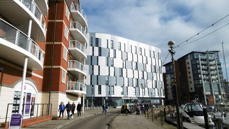 More nursing places are set to be available at the University of Suffolk Picture: DAVID VINCENT