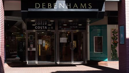 Debenhams made 40 staff from its Ipswich and Colchester stores redundant while they were muted on a