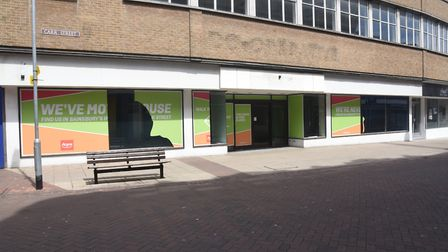 The former Argos in Carr Street remains empty almost a year after its closure was announced - so wha